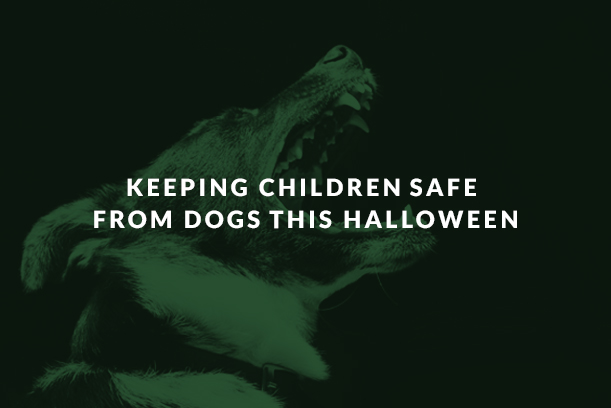 Keep children safe from dogs